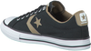 Zwarte CONVERSE Sneakers STAR PLAYER OX KIDS  - small