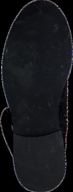 Zwarte NUBIKK Veterboots DALIDA STARS  - large