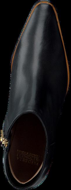 Zwarte FRED DE LA BRETONIERE Enkellaarsjes 183010133  - large