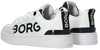 Witte BJORN BORG Lage sneakers T1060 LGO K  - small
