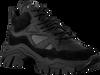 Zwarte BRONX Hoge sneaker TAYKE-OVER 47309  - small
