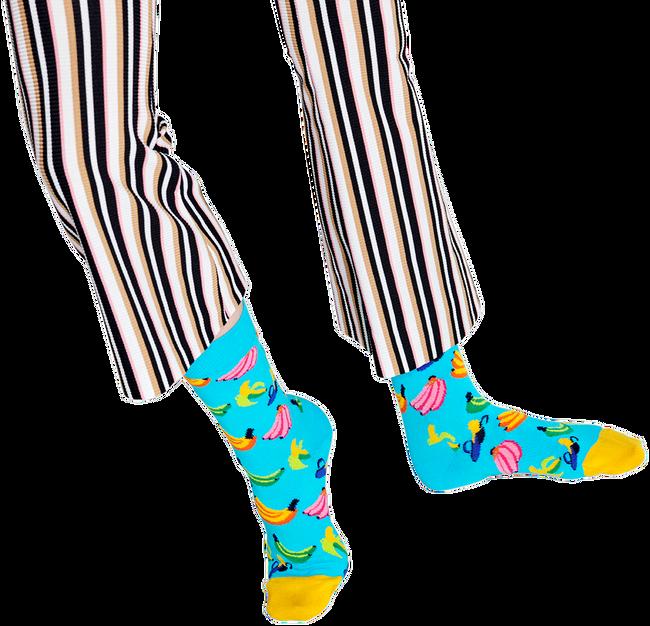 Blauwe HAPPY SOCKS Sokken BANANA  - large