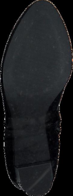 Zwarte NOTRE-V Enkellaarsjes GESIA  - large
