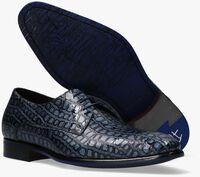 Blauwe FLORIS VAN BOMMEL Nette schoenen 18268  - medium