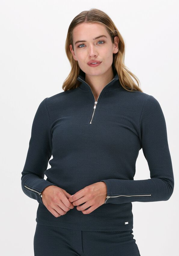 Donkerblauwe LUNE ACTIVE Coltrui MOON TOP  - larger