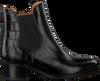 Zwarte GABOR Chelsea boots 650  - small