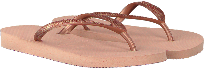 Roze HAVAIANAS Slippers SLIM KIDS  - large
