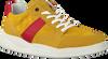 Gele Omoda X DHL Lage sneakers OMODA X DHL MN  - small