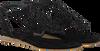 Zwarte ALMA EN PENA Sandalen V17407  - small