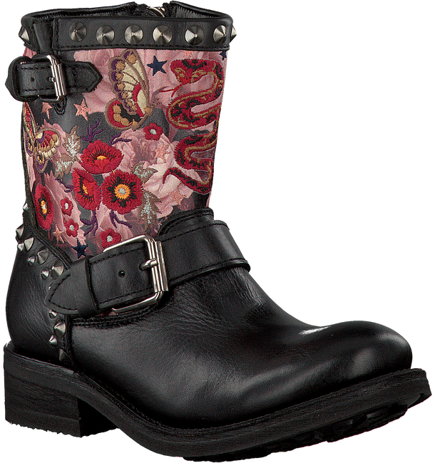 Zwarte ASH Biker boots TRIANA DESTROYER  - large
