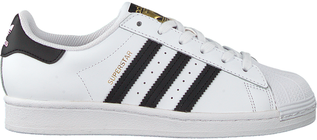 Witte ADIDAS Sneakers SUPERSTAR W  - large