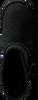 Zwarte UGG Vachtlaarzen CLASSIC II KIDS  - small