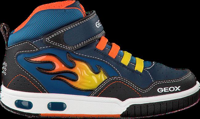 Blauwe GEOX Sneakers J6447A  - large