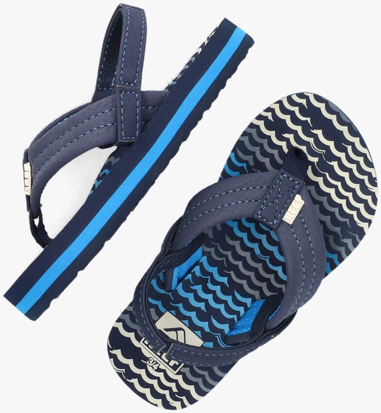 Blauwe REEF Sandalen LITTLE AHI  - larger
