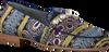 Blauwe MARIPE Loafers 26226 - small