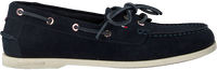 Blauwe TOMMY HILFIGER Instappers CLASSIC BOAT SHOE WMNS  - medium