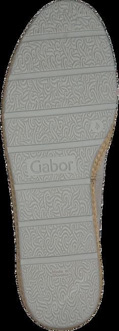 Beige GABOR Instappers 400.1  - large