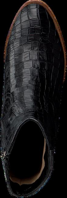 Zwarte NOTRE-V Enkellaarsjes 01-164  - large