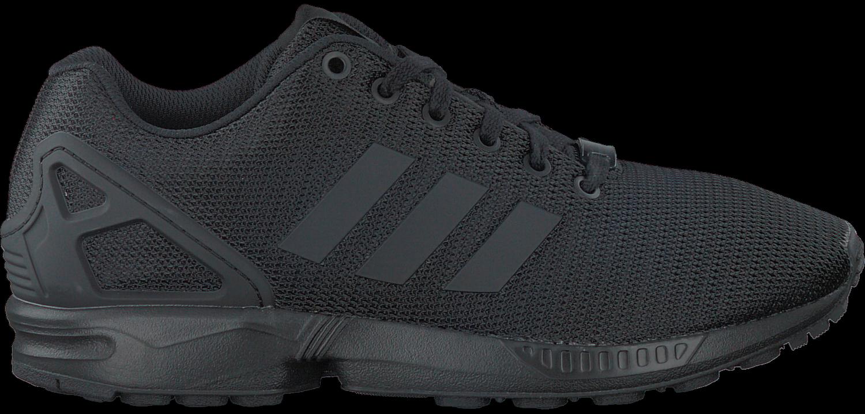 16f9ab2a0fc Zwarte ADIDAS Sneakers ZX FLUX HEREN - Omoda.nl