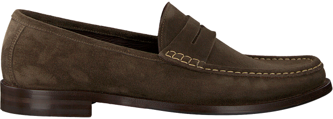 Bruine VAN BOMMEL Loafers VAN BOMMEL 15047 - large