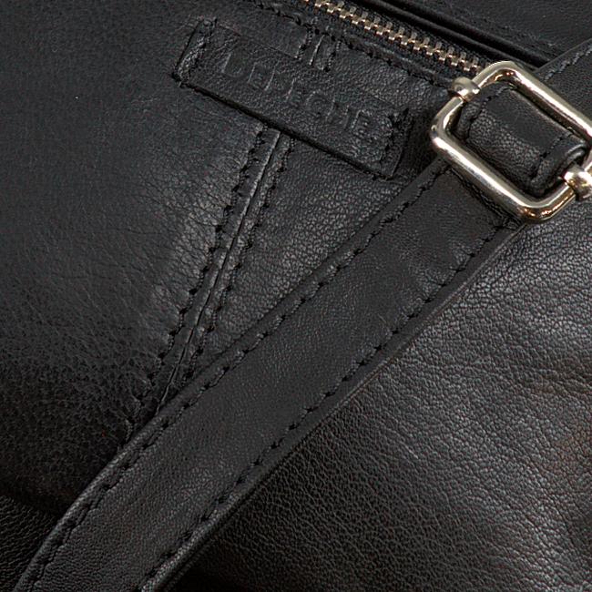 Zwarte DEPECHE Schoudertas 13870 SMALL BAG  - large