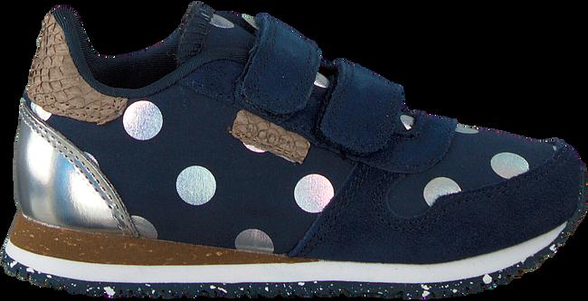 Blauwe WODEN Sneakers NORA DOT II KIDS  - large