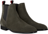 Groene HUGO Chelsea Boots BOHEME CHEB  - small