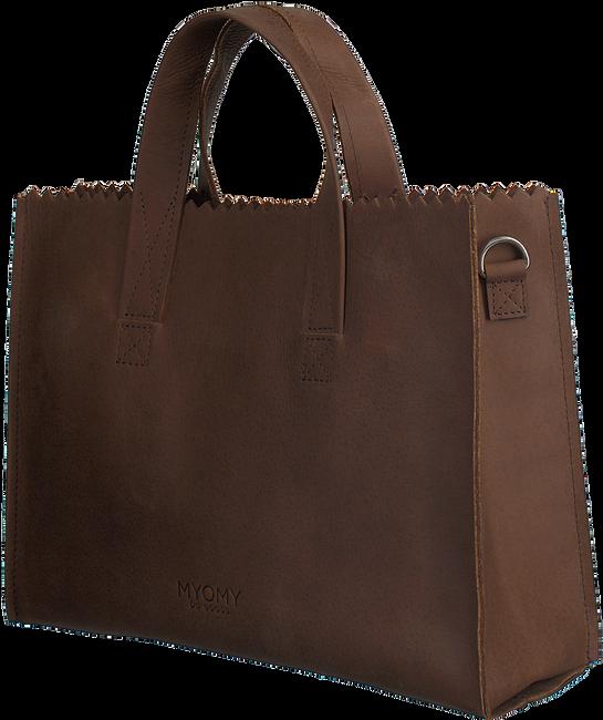 Bruine MYOMY Handtas MY PAPER BAG HANDBAG CROSS-BODY - large