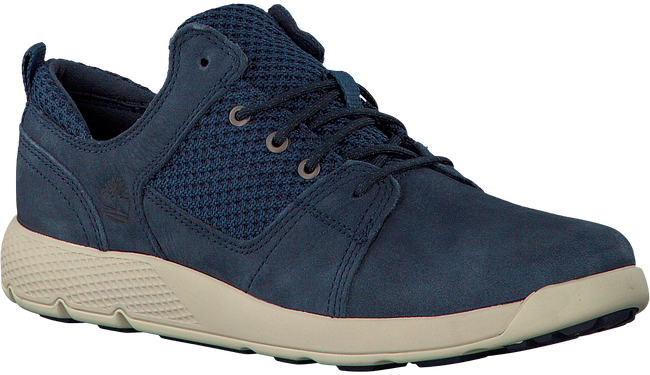 Blauwe TIMBERLAND Sneakers FLYROAM L/F OXFORD KIDS  - large