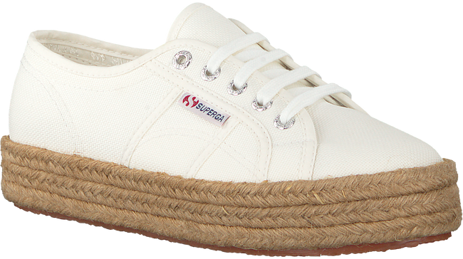 Witte SUPERGA Sneakers COTROPEW - large