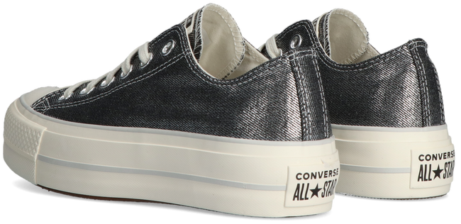 Zwarte CONVERSE Lage sneakers CHUCK TAYLOR ALL STAR LIFT OX  - large