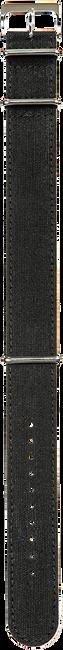 Zwarte TIMEX Overig OILED CANVAS 20MM - large