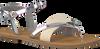 Zilveren TOMS Sandalen LEXIE - small