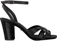 Zwarte LOLA CRUZ Sandalen 406Z10BK  - medium