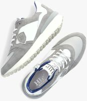 Grijze HIP Lage sneakers H1702  - medium