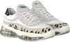 Witte BRONX Sneakers BUBBLY - small