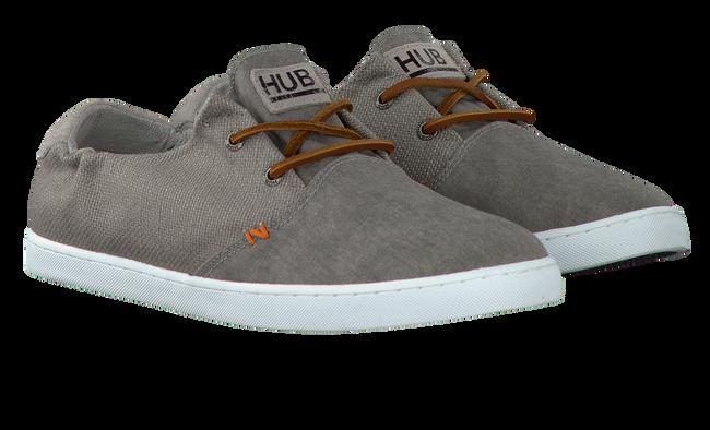 Grijze HUB Sneakers KYOTO - large