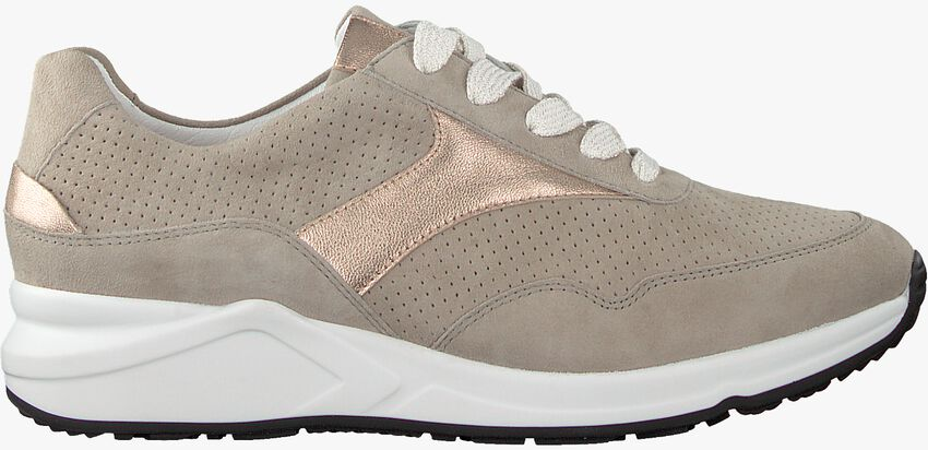 Beige HASSIA Lage sneakers VALENCIA  - larger