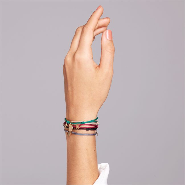 Rode JEWELLERY BY SOPHIE Armband MY EVERYDAY HEART - large