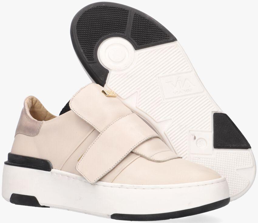 Beige VIA VAI Lage sneakers JESSY  - larger