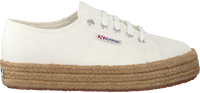 Witte SUPERGA Sneakers COTROPEW - medium