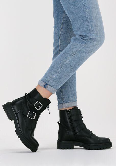 Zwarte OMODA Biker boots LPMONK-01  - large