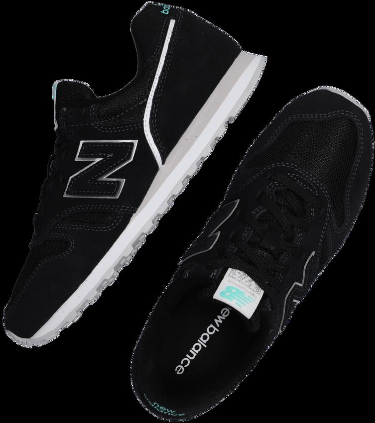 Zwarte NEW BALANCE Lage sneakers WL373  - larger