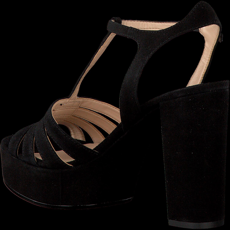 Unisa Sandales Noires Vecea 20bO69XAf