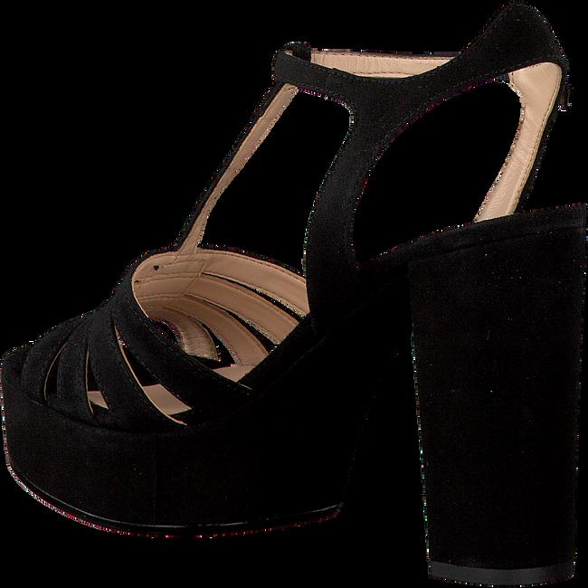 Zwarte UNISA Sandalen VECEA  - large