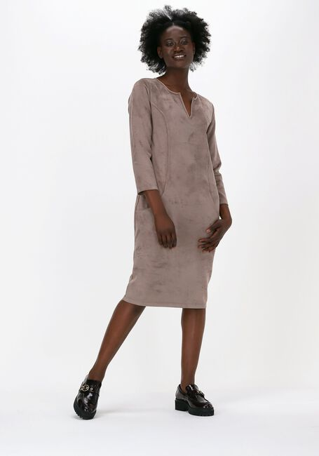 Lever JUFFROUW JANSEN Midi jurk DRESS - large