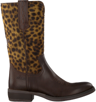 Bruine GIGA Hoge laarzen G3492  - medium