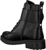 Zwarte GUESS Veterboots HEATHIRA  - small