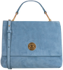 Blauwe COCCINELLE Handtas LIYA MEDIUM - small