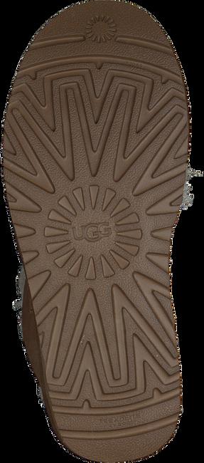 Cognac UGG Vachtlaarzen GITA  - large